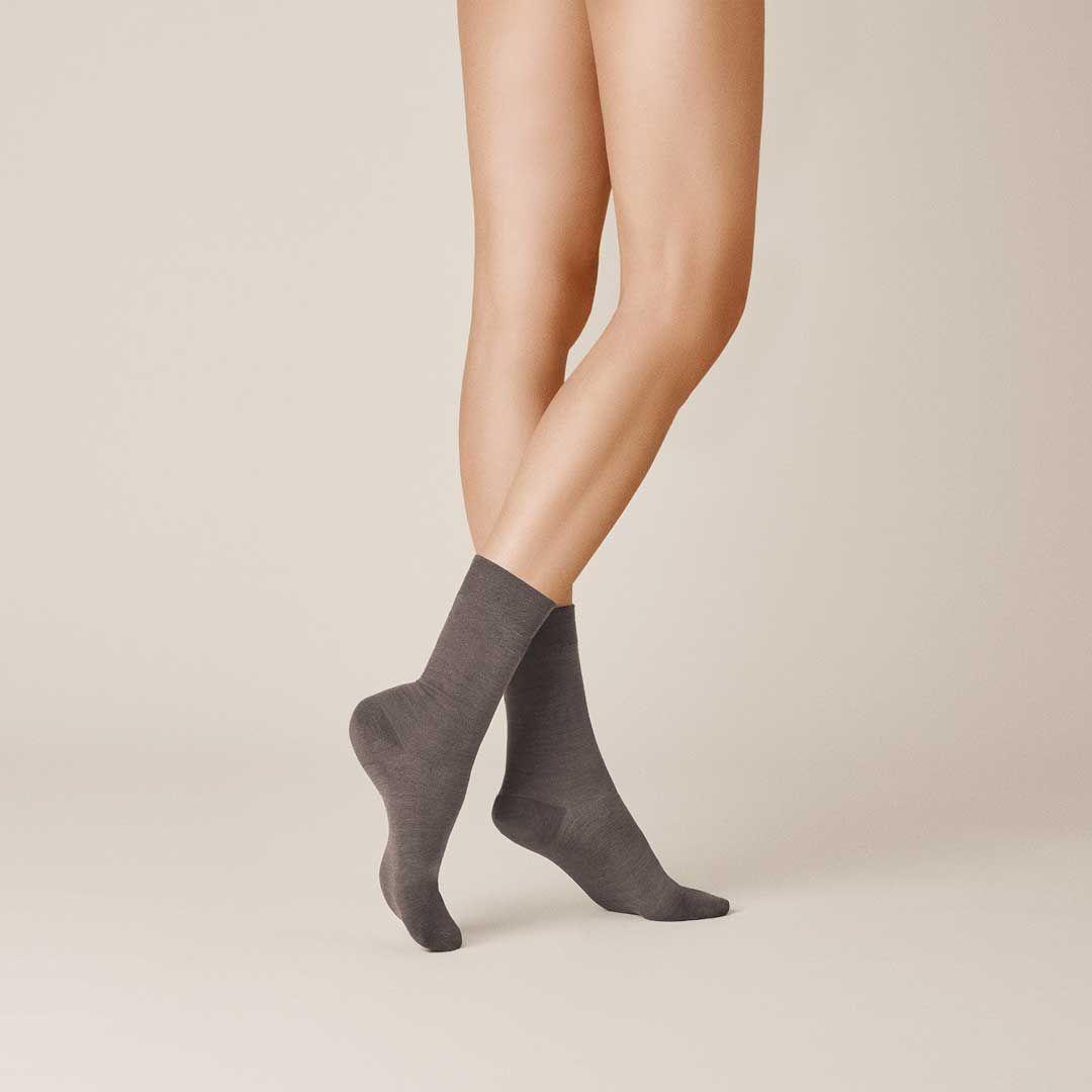 SENSUAL MERINO  Socken aus Merinowolle - KUNERT