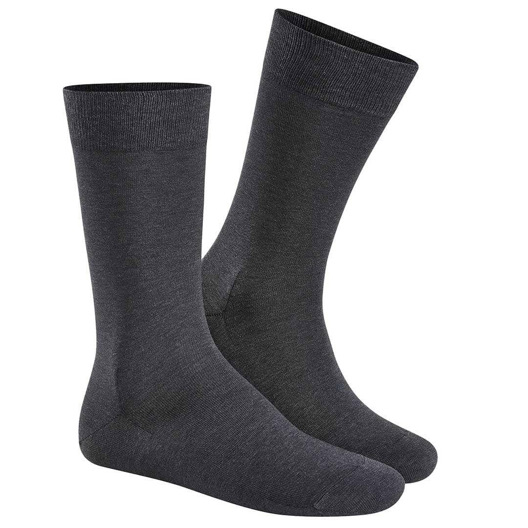 CLARK  Feinste Herren Baumwoll-Socken für eine perfekte Passform - KUNERT